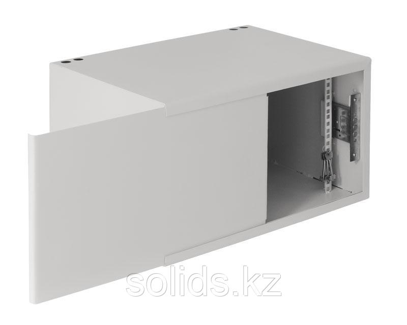 Настенный антивандальный шкаф пенального типа 7U Ш520хВ320хГ400мм