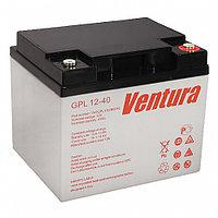Аккумулятор Ventura GPL 12-40 (12В, 40Ач), фото 1
