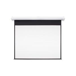 Встраиваемый экран, Deluxe, DLS-I244-183, С электроприводом, Потолочный, Рабочая поверхность 236x175 см