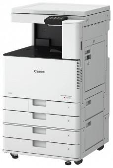 Лазерный Цветной Принтер-Сканер(без АПД)-Копир Canon МФУ imageRUNNER C3025iP 1567C006AA/bundle(МФП)