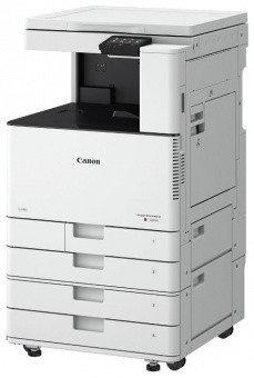 Лазерный Цветной Принтер-Сканер(без АПД)-Копир Canon МФУ imageRUNNER C3025iP 1567C006AA/bundle(МФП), фото 2