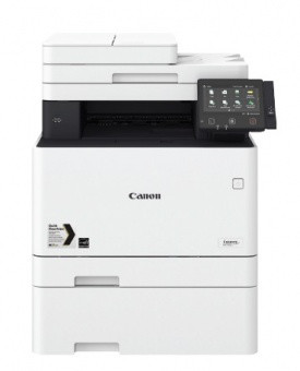 Лазерный Цветной Принтер-Сканер(АПД-50с.)-Копир-Факс Canon МФУ i-SENSYS MF734Cdw 1474C030AA(МФП)