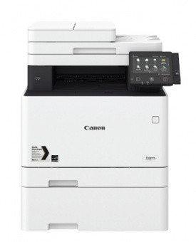 Лазерный Цветной Принтер-Сканер(АПД-50с.)-Копир-Факс Canon МФУ i-SENSYS MF734Cdw 1474C030AA(МФП), фото 2