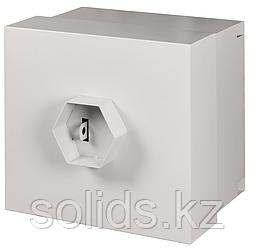 Настенный антивандальный шкаф 9U Ш562хВ556хГ506мм
