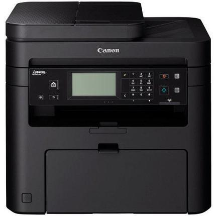 Лазерный Монохромный Цветной Принтер-Сканер(АПД-50с.)-Копир-Факс Canon МФУ MF249dw 1418C073(МФП), фото 2