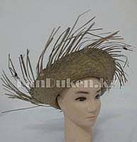 Шляпа гавайская соломенная, фото 1