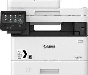 Лазерный Принтер-Сканер(АПД-50с.)-Копир Canon МФУ MF421dw 2222C008AA(МФП)