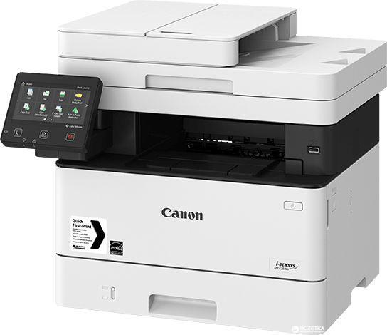 Лазерный Принтер-Сканер(АПД-50с.)-Копир-Факс Canon МФУ MF426dw 2222C039AA(МФП)