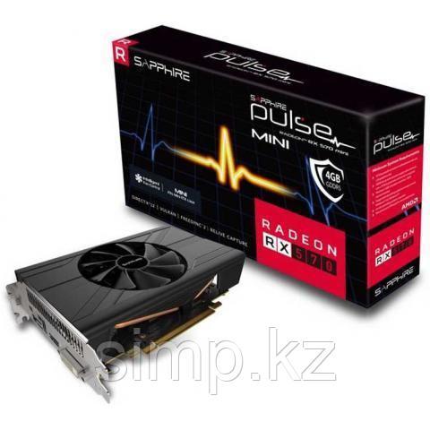 Видеокарта 4GB RX570 SAPPHIRE PULSE ITX