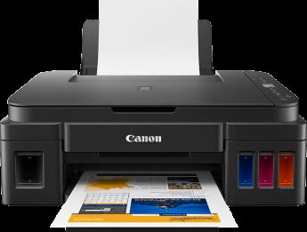 Струйный Принтер Сканер Копир Canon МФУ PIXMA G2410 2313C009AA(МФП), фото 2
