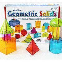 Развивающий набор «Геометрические фигуры» Learning Resources, фото 1