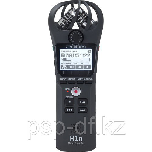 Рекордер Zoom H1n + аксессуары APH-1