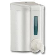 Диспенсер  (дозатор)для жидкого мыла 500 мл.белый