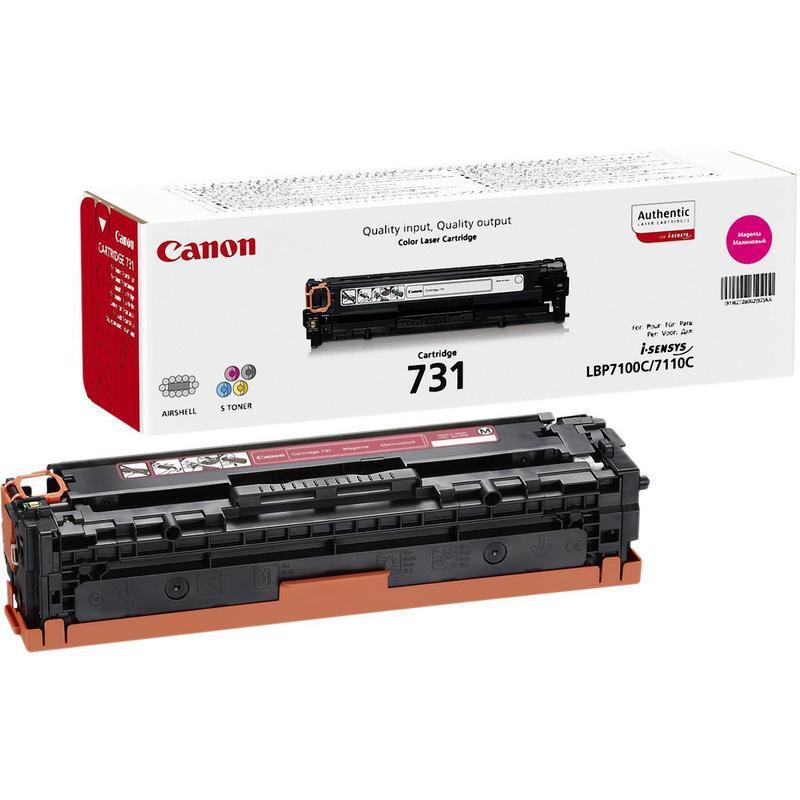 Картридж Canon 731MN Лазерный/пурпурный 6270B002AA