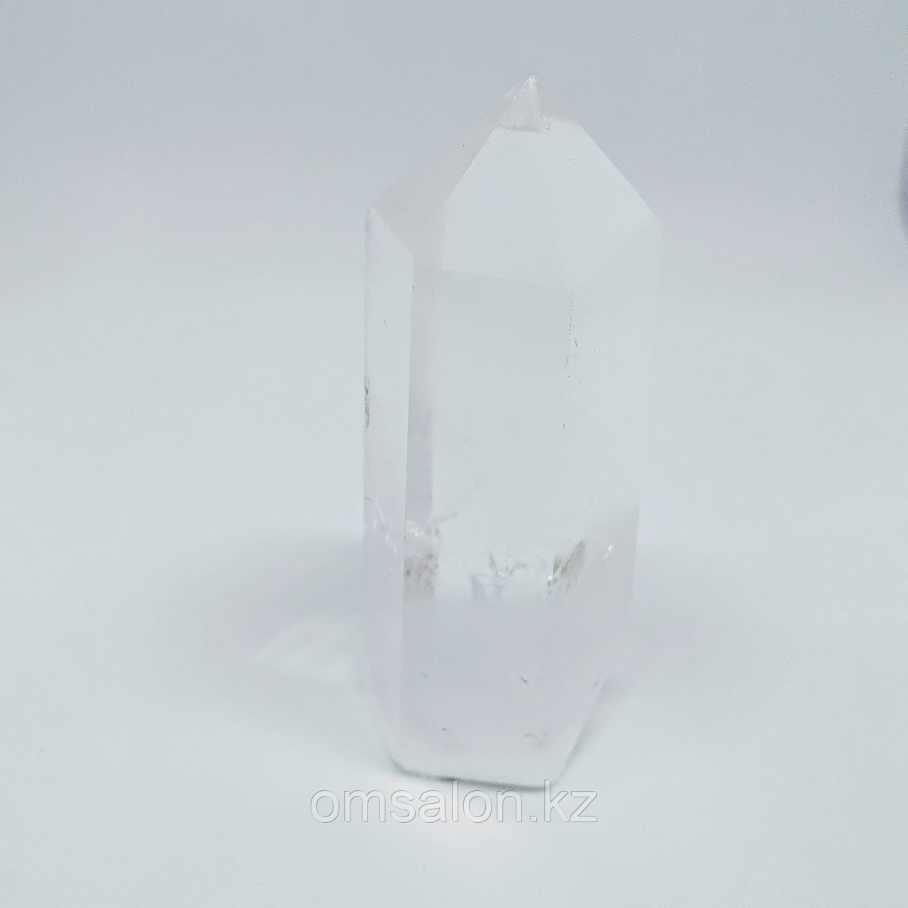Кристалл горного хрусталя, 75х30мм