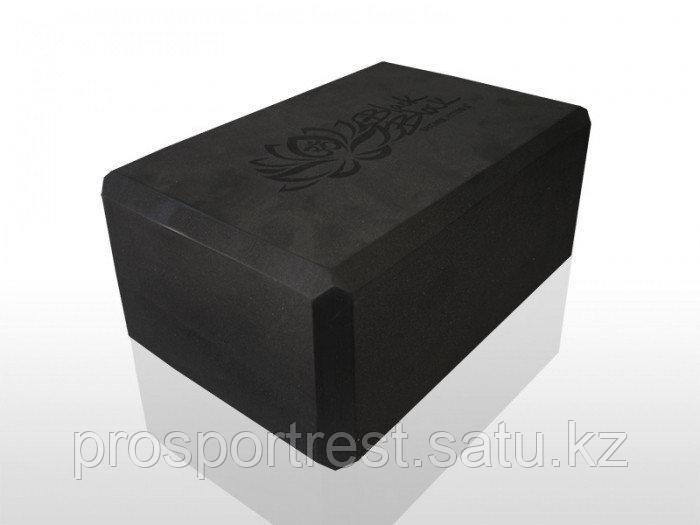 Блок для занятий йогой Black Block