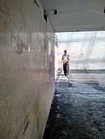 Кристаллизация стен из мрамора, травертина