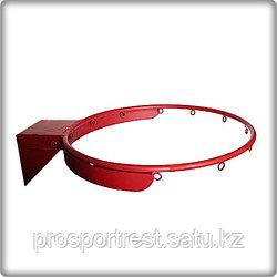 Кольцо баскетбольное с двумя амортизаторами профессиональное