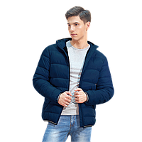 Мужская куртка с капюшоном, StanAir, 81, Тёмно-синий (46), XL/52