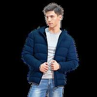 Мужская куртка с капюшоном, StanAir, 81, Тёмно-синий (46), XXL/54