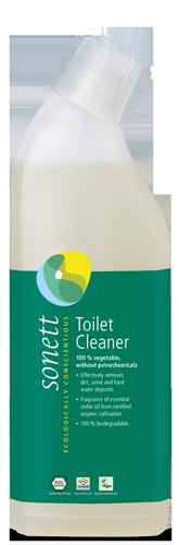 Органическое чистящее средство для туалетов, 750 мл