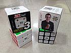 Кубик Рубика 3 на 3 Qiyi Cube в белом пластике, фото 6