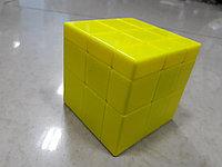 Кубик Рубика Зеркальный Mirror желтый