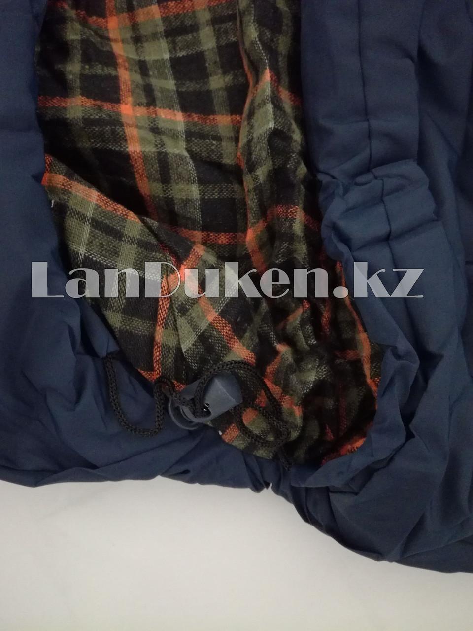 Спальный (туристический) мешок TUOHAI (200+30)Х80 см - фото 4
