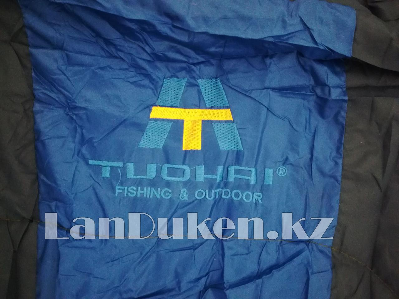 Спальный (туристический) мешок TUOHAI (200+30)Х80 см - фото 3