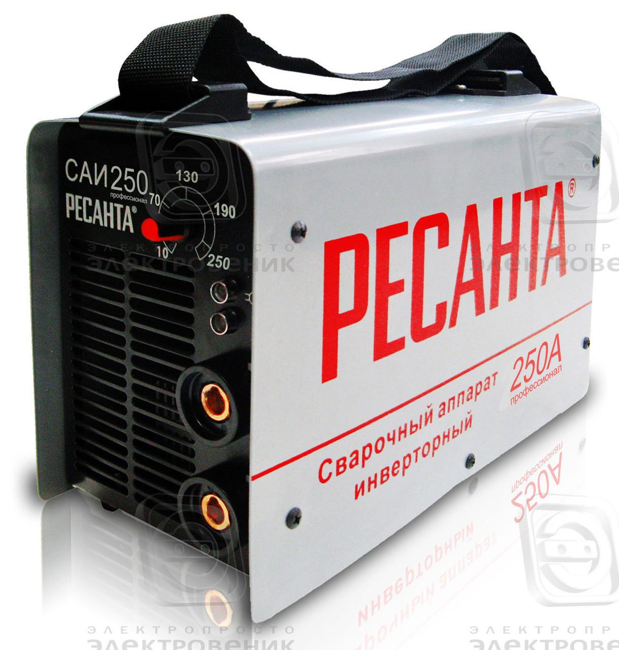 Ресанта Сварочные аппараты инверторные  САИ-250