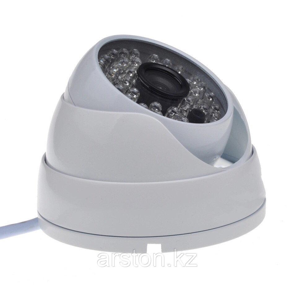 Камера видеонаблюдения AHD купольная 2.8 мм