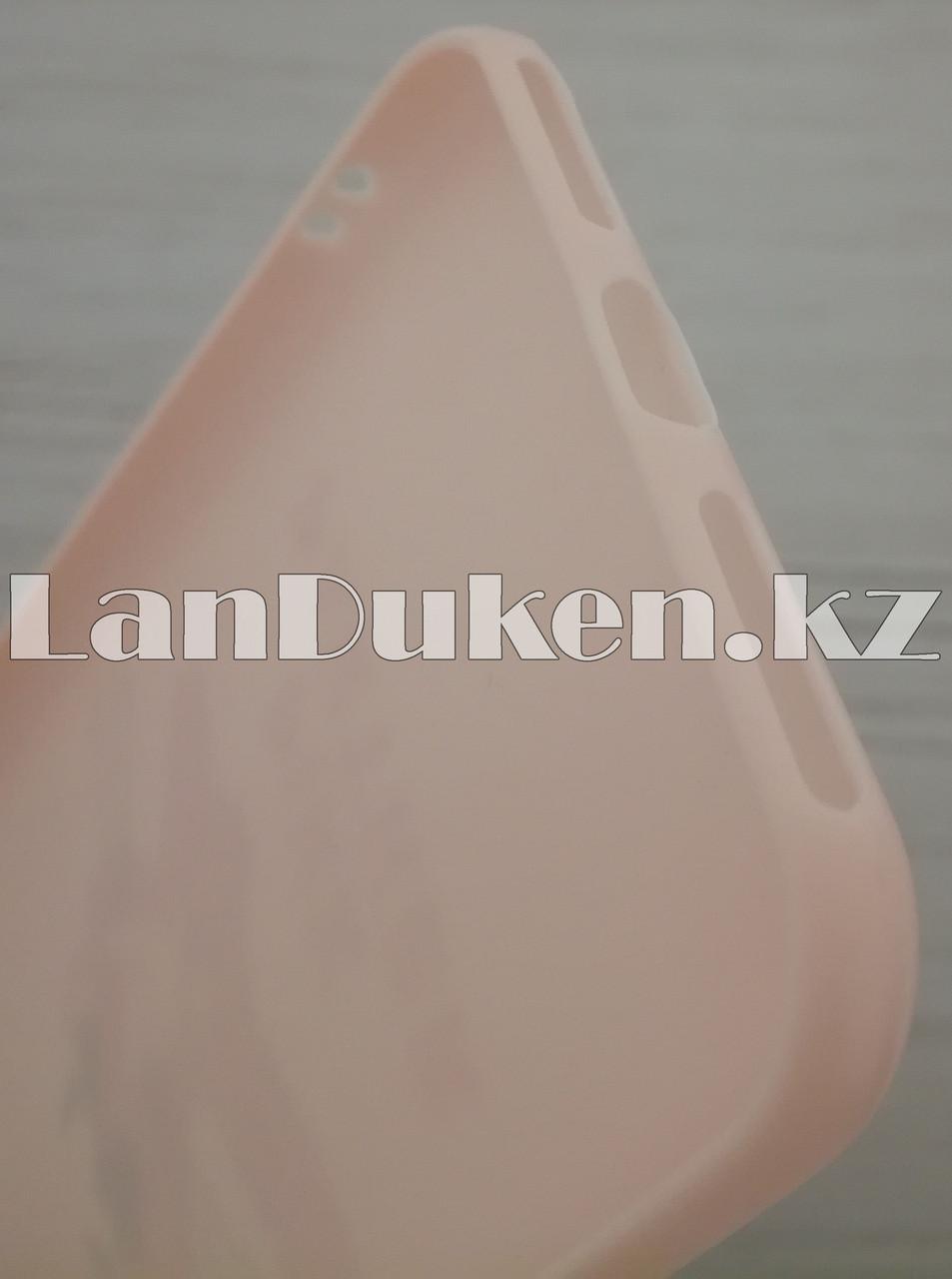 Чехол для смартфона гелевый IPHONE 7P/8P розовая пантера - фото 4