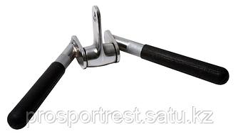 """Рукоятка для тяги на трицепс V-образная (""""серьга"""") (FT-MB-VH-STRT)"""