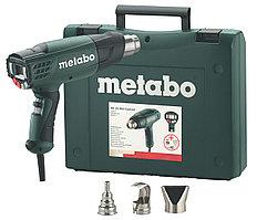 Фен Metabo HE 23-650, 2300 вт, дисплей, кейс, 2 насадки