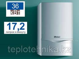 Котел газовый Vaillant TurboTEC Plus VUW 362/3-5 двухконтурный