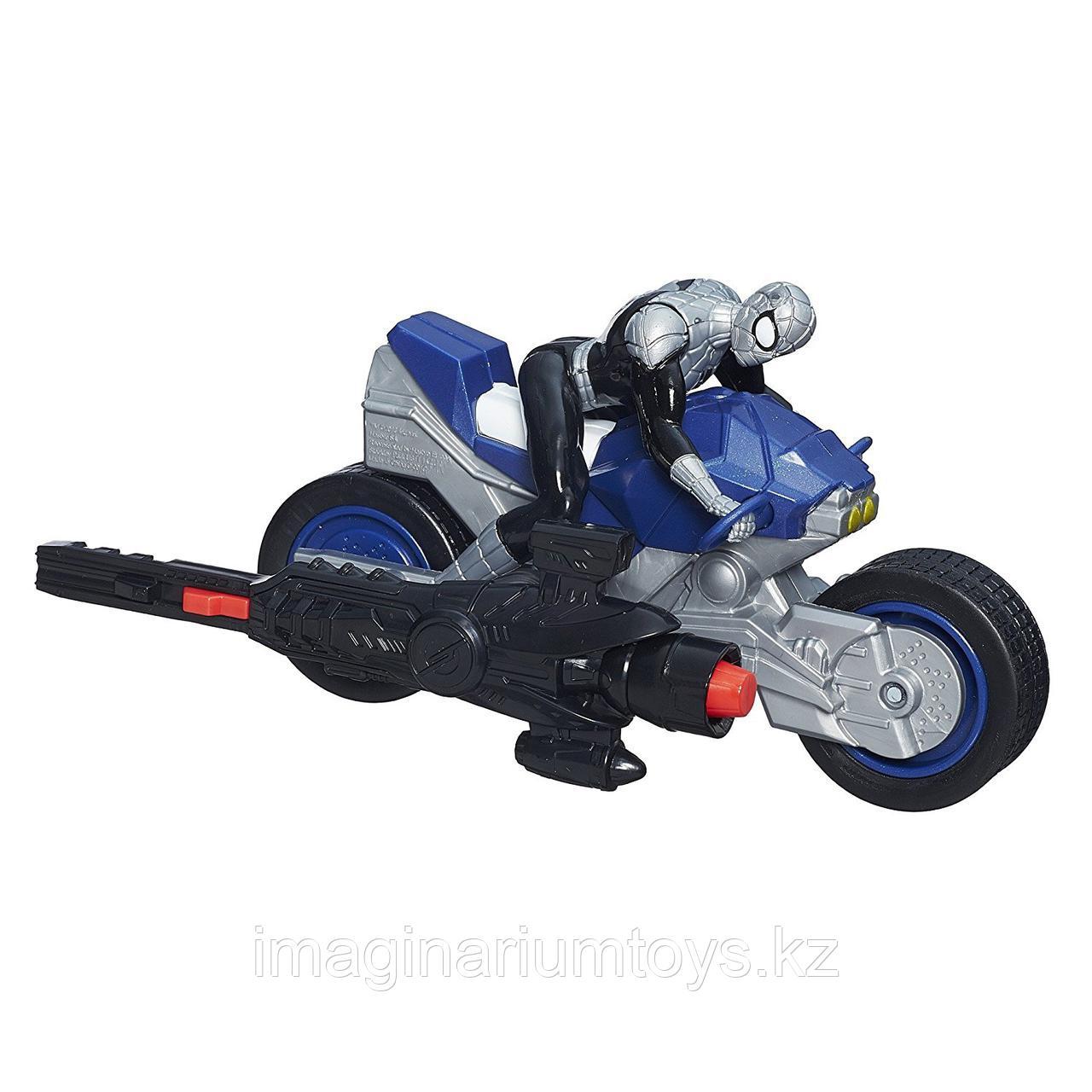 Игровой набор «Человек-паук с мотоциклом» SPIDERMAN