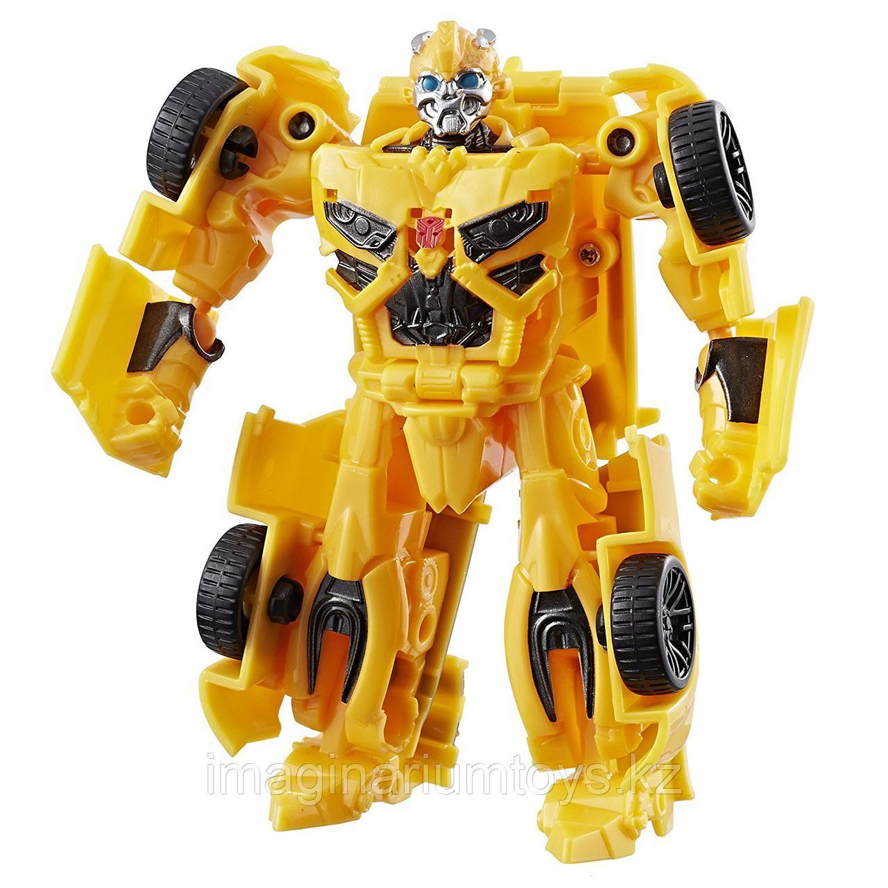 Трансформер Бамблбии Bumblebee 15 см Hasbro