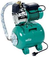 Автоматическая насосная установка поддержания давления Wilo HWJ 203 (самовсасывание до 8 метров)