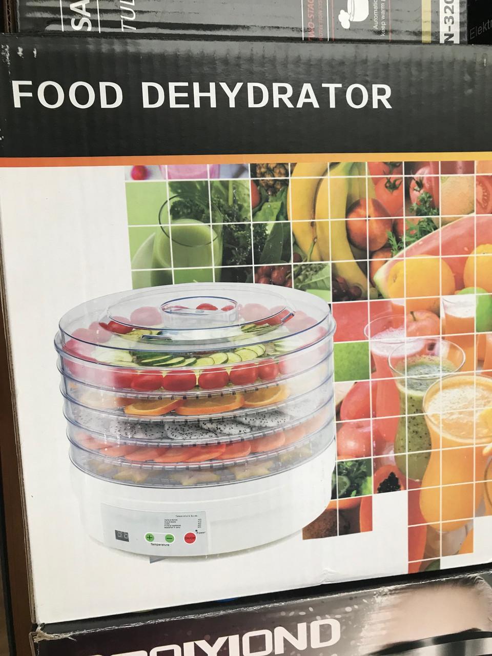 Дегидратор (сушилка для овощей) - фото 2