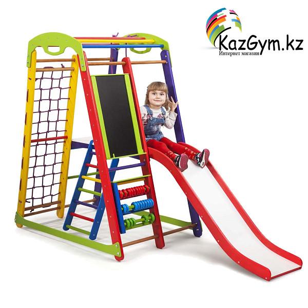 Детский спортивный уголок- Кроха - 1 Plus 3