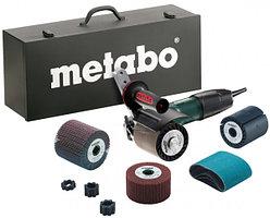 Щеточная шлифмашина Metabo SE12-115, 1200Вт, 100х115мм, набор, кофр