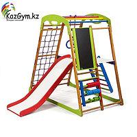 Детский спортивный комплекс для дома BabyWood Plus 3, фото 1