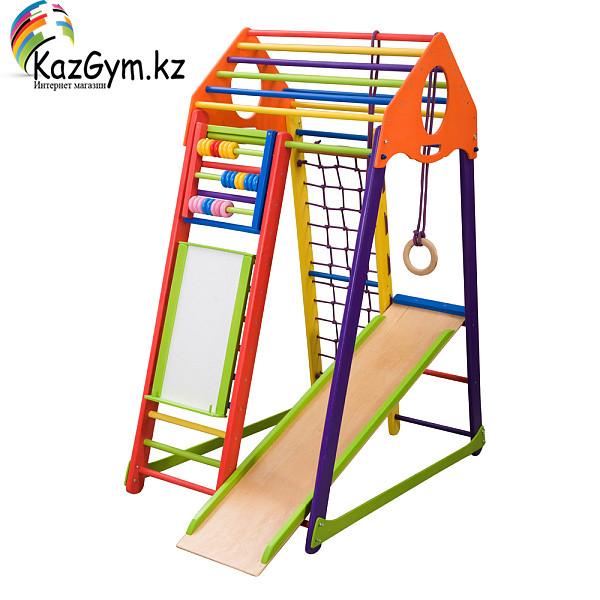Детский спортивный комплекс BambinoWood Color Plus