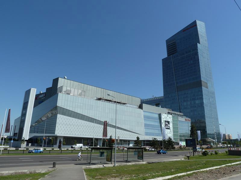 Объект Essentai Tower