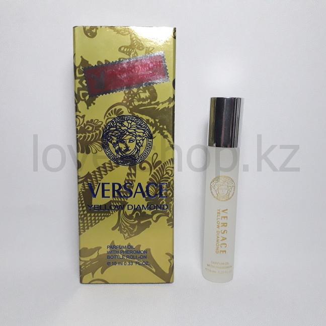 Духи с феромонами Versace Yellow Diamond, 10 ml.