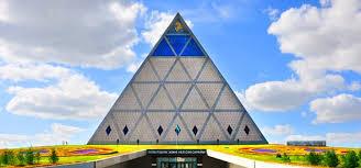Дворец Мира и Согласия оснощен фурнитурой Hafele