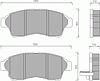Колодки передние KASHIYAMA  Toyota RAV4 94-03, Camry 10, Picnic, Carina E, Celica 93-99, Chaser 92-96