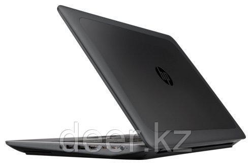 Ноутбук HP Europe 15,6 ''/Zbook 15 G4 /Intel Core i7 7700HQ 1RQ75EA#ACB