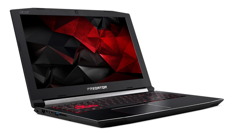 Ноутбук Acer 17,3 ''/Predator PH317-51 Core i5 7300HQ 2,5 GHz
