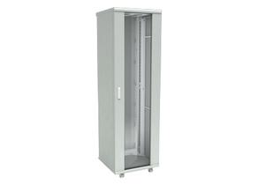 Шкаф телекоммуникационный напольный, 42U, 600х800мм, тип TFC